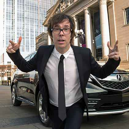 ben folds tour activation